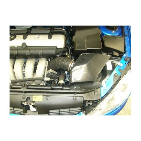 Boîte à air dynamique GREEN | Peugeot 206 RC