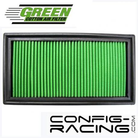 Filtre à air (boîte à air) GREEN | Citroen Saxo Kit car | P549205M