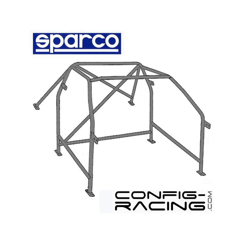 arceau standard fia sparco bmw s rie 3 e30 config. Black Bedroom Furniture Sets. Home Design Ideas