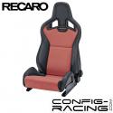 Baquet RECARO Sporster CS - Avec chauffage (nombreuses couleurs)