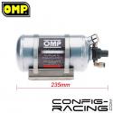 Kit Mini-extincteur automatique OMP 0.9L Electrique Alu - Formule