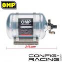 Kit Mini-extincteur automatique OMP 1.3L Electrique Alu - Berline - circuit