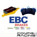 Plaquettes EBC Nissan GTR R35