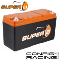 Batterie Lithium Super B - 15 A/h - démarrage 900A - 250x97x156 mm