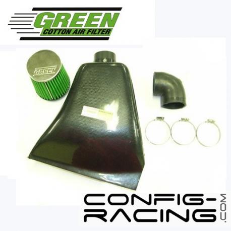Boîte à air dynamique GREEN | Clio II RS 182cv