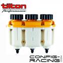 Bocal de frein Tilton - raccord à visser