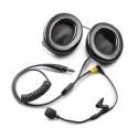 Micro + Ecouteurs SPARCO - pour casque jet