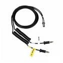 Câbles pour raccordement casques pour radio STILO DG-30