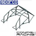 Arceau SPARCO RAC Honda Intégra DC2 Multipoints à souder