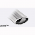 Silencieux Inox Inoxcar Alfa Mito 1.4 (120cv) - 1x120x80