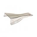 Prise d'air transparente - Naca - 270x140