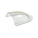 Prise d'air transparente - 120x120