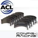 Coussinet de Vilebrequin King racing (ACL) Trimétal Renault F7P / F7R 16v