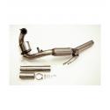 Remplacement FAP Milltek | Volkswagen Golf V GT 2.0 TDI 170cv DPF