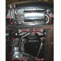 Catback Milltek Volkswagen Golf V GTi 2.0 TFSi