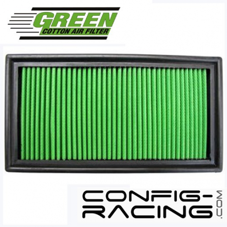 Filtre à air (boîte à air) GREEN | Peugeot 206 1.6 | P950291