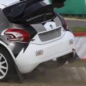 Pare-choc Arrière - Peugeot 208 R5