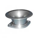 Cornets aluminium - Diamètre 45mm
