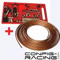 Coffret + tuyau cuivre à sertir