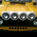Rampe de phare Renault 4L Trophy