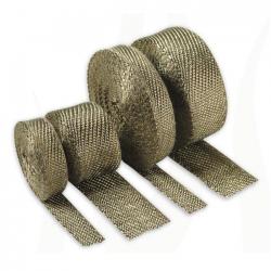 Ruban Isolant thermique DEI titanium - 25mm - 15m
