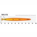 Rampe Lazer Triple R - Standard - 4 leds