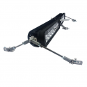 Kit fixation rampe Lazer horientable