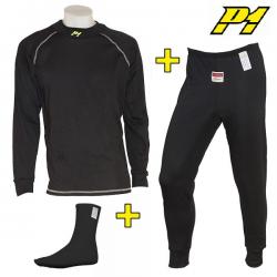 PACK Sous-vêtements P1 - FIA - Noir