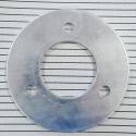 Elargisseur de voies universel | 4 trous | 6mm (la paire)