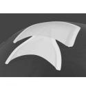 Prise d'air carbone en 2 parties pour casques BELL RS7, RS7-K, KC7-CMR et HP7