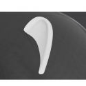 Prises d'air latérales carbone pour casques BELL RS7 et HP7