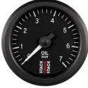 Pression d'huile STACK  0-7 bars - Analogique pro