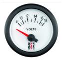 Voltmètres STACK Electrique Ø52 | 8-18V