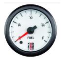 Jauge carburant STACK Pro | Ø52
