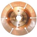 Disque d'embrayage AP RACING CP2012 moyeu long 184mm 24x21