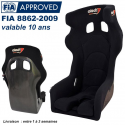 Baquet FIA ATECH RS 8862-2009