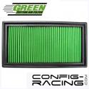 Filtre à air (boite à air) GREEN Peugeot106 Citroen Saxo Challenge K10070M