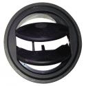 Diffuseur d'air REDSPEC pour trappe de toit/tableau de bord Ø 76 mm