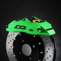 Kit gros frein D2 Avant 4 pistons 304mm
