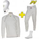 PACK Sous-vêtements complet P1 FIA - Blanc