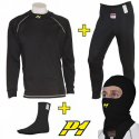PACK Sous-vêtements complet P1 FIA - Noir