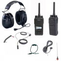 Kit radio Hytera Complet Stand 2 ou 3 voitures