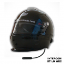 Casque Zamp RZ-44CE Carbone Intercom WRC FIA HANS