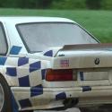 Lunette arrière Makrolon BMW E30 coupé