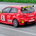 Lunette arrière Makrolon Alfa 147