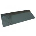 Plaque de carbone - 2 mm d'épaisseur