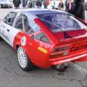 Vitre arrière latérale Makrolon Alfa Alfetta GTV
