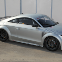 Vitre avant Makrolon Audi TT mk2 (8J)
