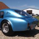 Lunette arrière Makrolon AC Cobra replica Hard top