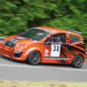Vitre arrière latérale Makrolon Citroën C2